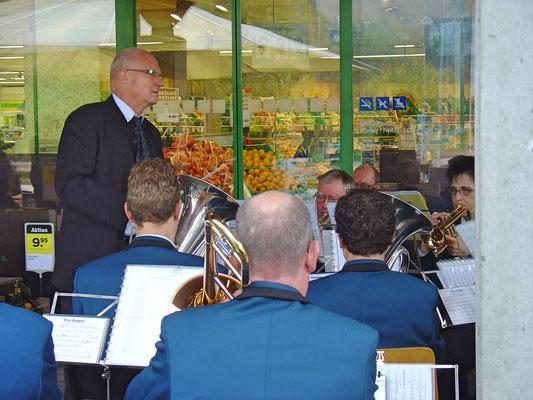 Jubiläum Coop Birkenhof Kölliken am 16. Oktober 2010