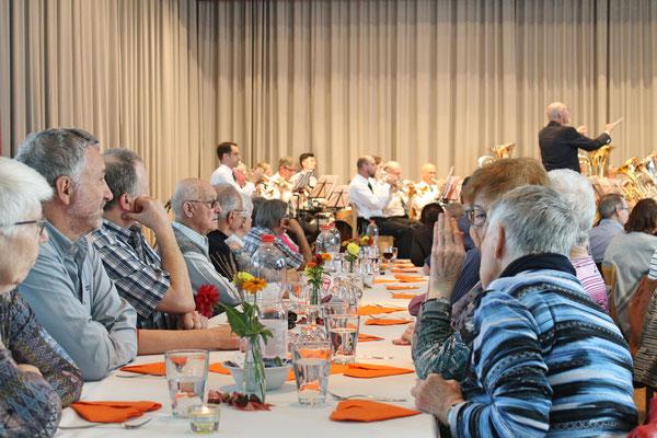 Geburtstagskonzert am 27. Oktober 2019 in der Arche Kölliken