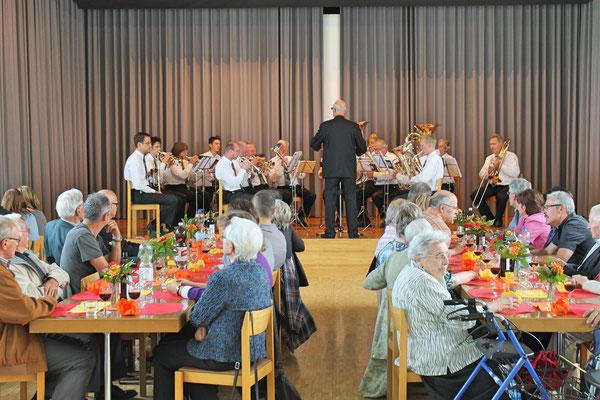 Geburtstagskonzert vom 23. September 2012 in der Arche Kölliken