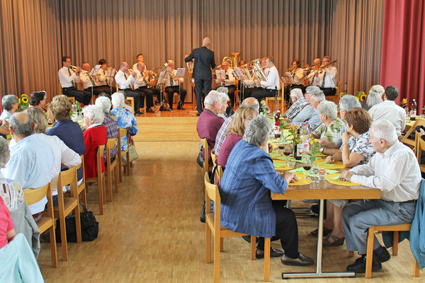 Geburtstagskonzert 8. September 2013 Arche Kölliken