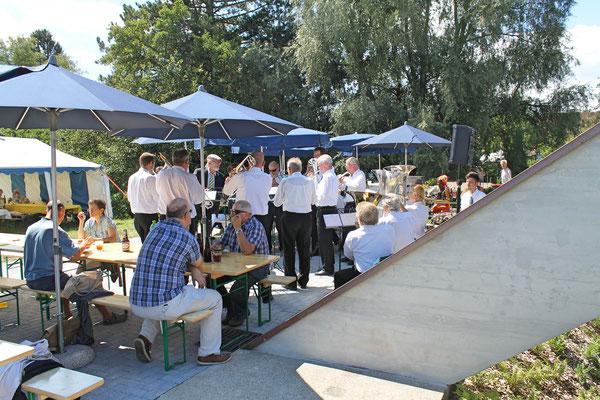 Wiedereröffnung (nach der Modernisierung) der katholischen Kirche Kölliken am 13. August 2017
