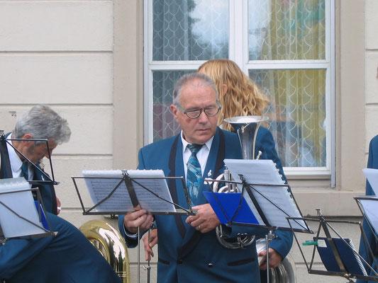 Hans Boner; Kreiseleinweihungsfest «Sonnelkreisel» 20. Juni 2009