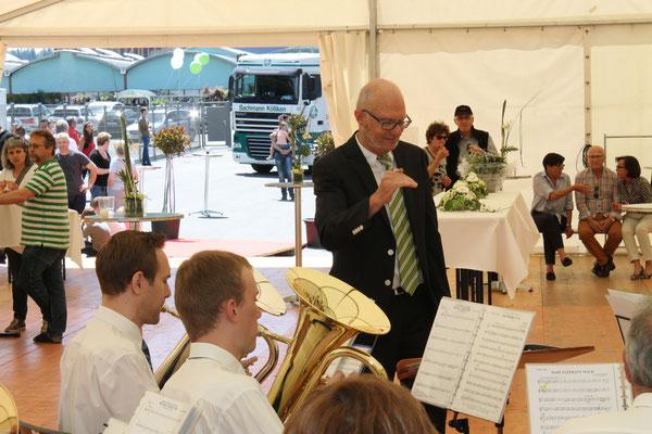 Tag der offenen Tür am 21. Mai 2016 bei Bachmann AG, Transporte, Hardfeld 4, Kölliken