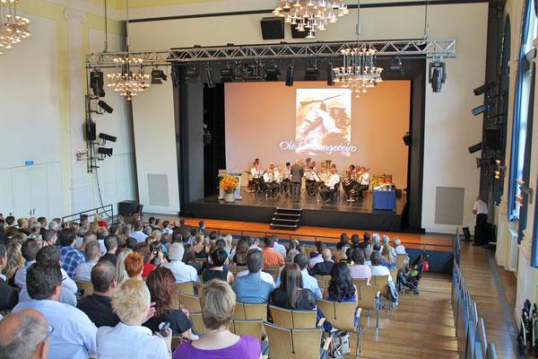 Export Diplomfeier 7. September 2013 Kultur und Kongresshaus Aarau
