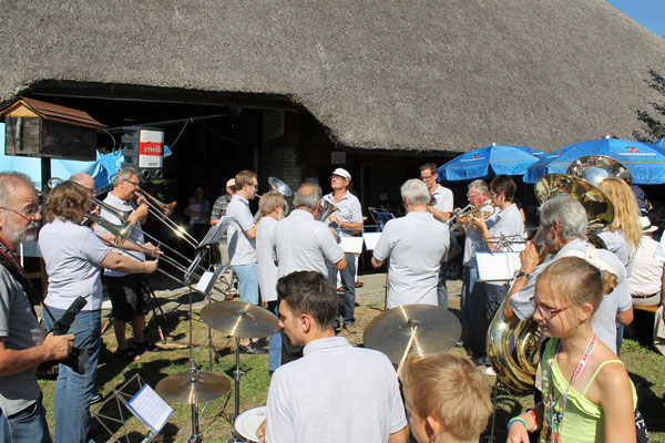Bundesfeier 01. August 2013 beim Strohdachhaus Kölliken