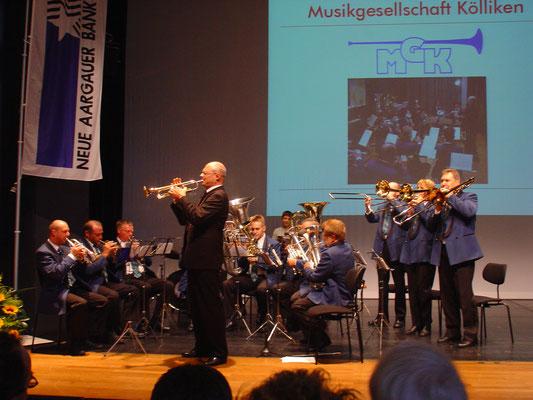 Diplomfeier Eidg. Exportprüfungen 17. September 2005 im Kultur und Kongresshaus Aarau