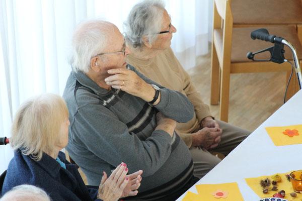 Peter Diem; Geburtstagskonzert 1. November 2015 Arche Kölliken