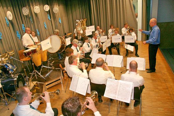 Jahreskonzert 29. März 2008 Mehrzweckhalle Kölliken