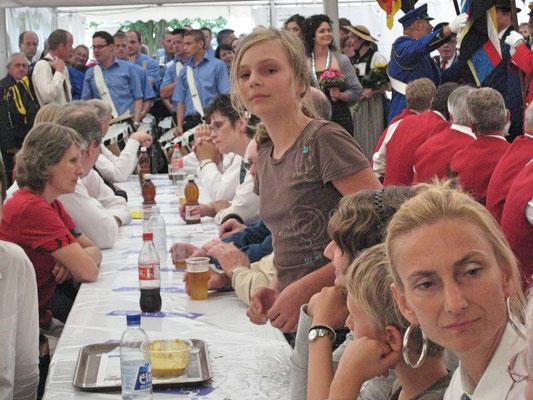 Linda Ammann; Musiktag Muhen 13. Juni 2010