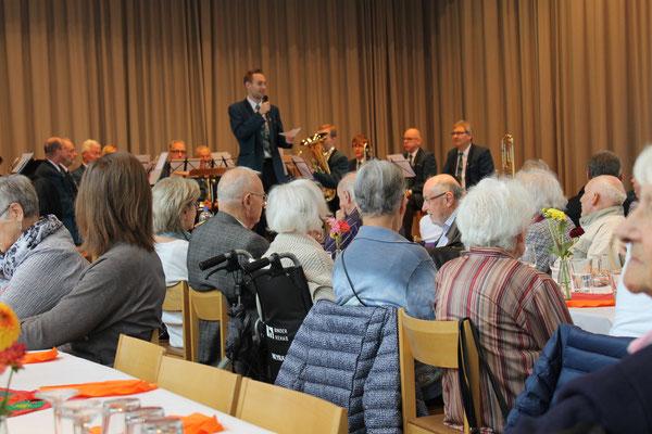 MGK Geburtstagskonzert 23. Oktober 2016 Arche Kölliken