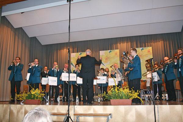 Jahreskonzert 26. März 2011 Mehrzweckhalle Kölliken