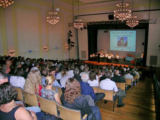 Diplomfeier Eidg. Exportprüfungen am 6. September 2008 im Kultur und Kongresshaus Aarau