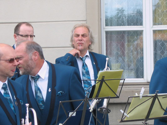 Ernst Buchinger; Kreiseleinweihungsfest «Sonnelkreisel» 20. Juni 2009