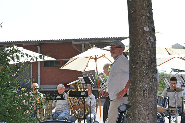 Bundesfeier beim Alterszentrum Sunnmatte Kölliken 1. August 2017
