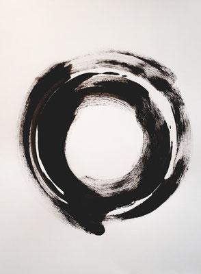 Zen/ Dao 20x20cm cc christinastuckert