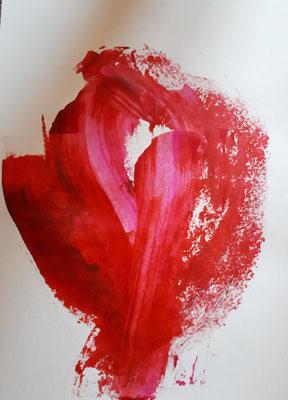 Heartbeat DIN A4 cc christinastuckert