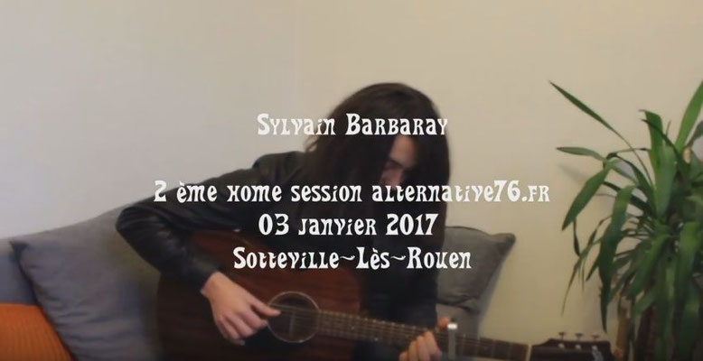 Rencontre musicale: Sylvain Barbaray