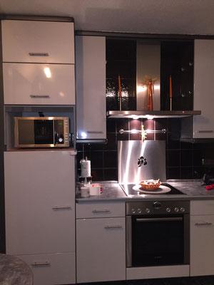 Küchenfronten komplett folierung