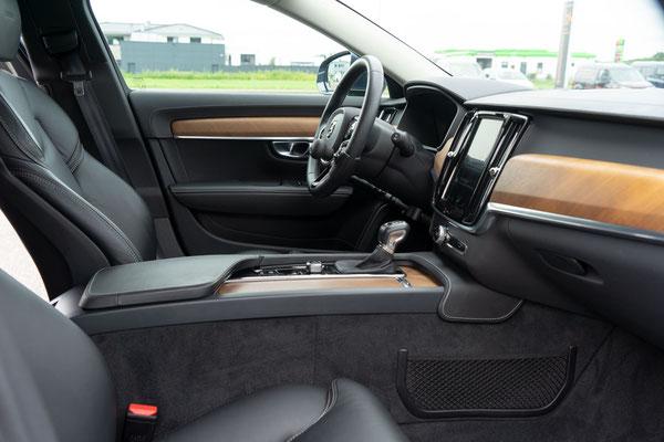 Volvo V90 Selbstfahrerumbau