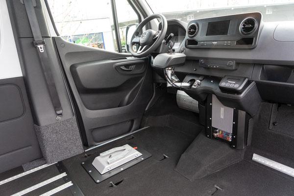 Mercedes-Benz Sprinter Selbstfahrerumbau