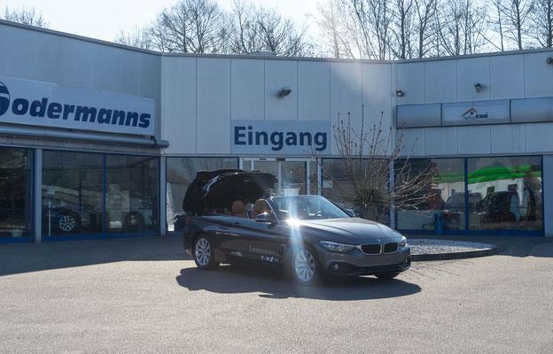 BMW 430i Cabrio
