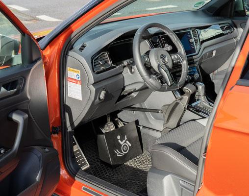 Volkswagen T-Roc Selbstfahrerumbau