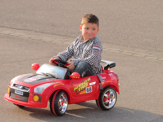 Elektro-Kinderauto