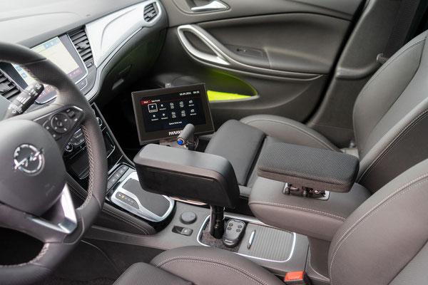 behindertengerechter Opel Astra Selbstfahrerumbau