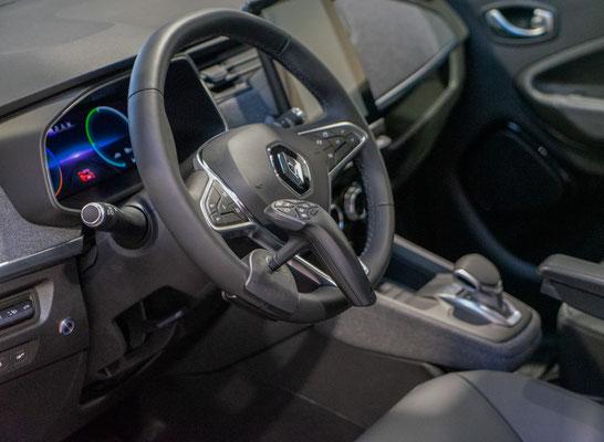Renault Zoe Elektro Selbstfahrerumbau