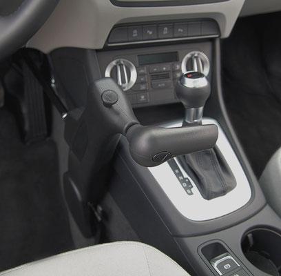 Veigel Classic II Handbediengerät für Gas & Bremse