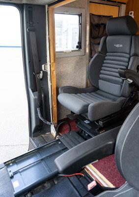 Behindertengerechtes Fiat Wohnmobil
