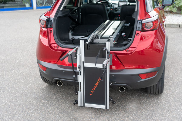 behindertengerechter Mazda CX3
