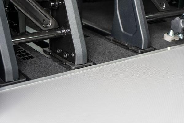 behindertengerechter Ford Tourneo Custom Beifahrerumbau
