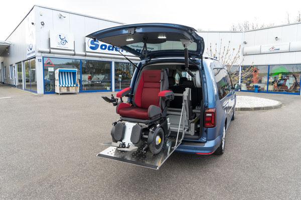 Scooterboy Rollstuhlverladesystem