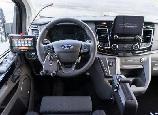 Ford Tourneo Custom Selbstfahrerumbau