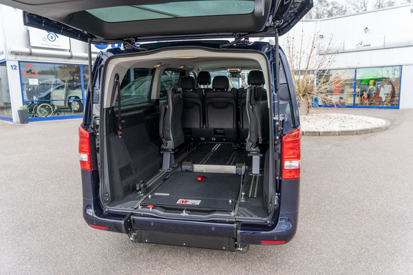 Mercedes-Benz E-Vito