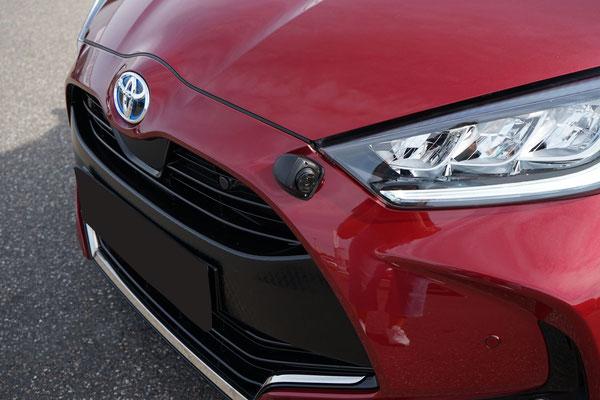 Toyota Yaris Selbstfahrerumbau