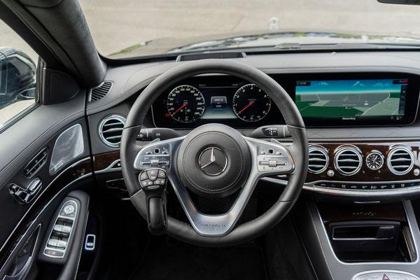 Mercedes-Benz S 650 Maybach Selbstfahrerumbau