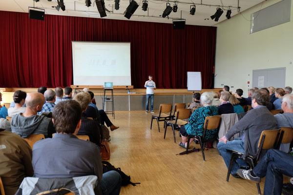 Pädagogischer Tag am #Gymnasium Edertalschule Frankenberg Juni / 2016