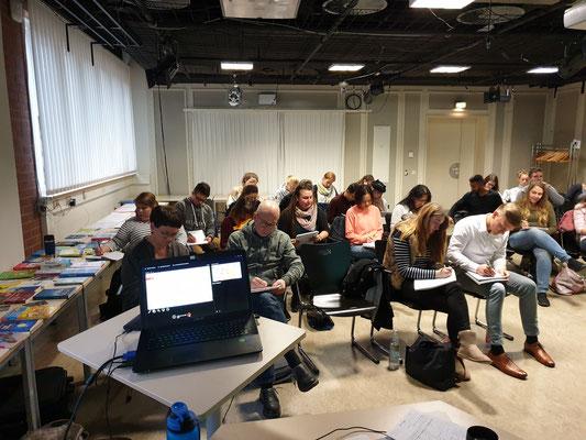 Universität Kassel 2019 #Gedächtnistraining