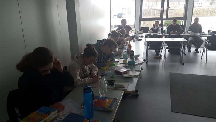 DRK Mittelhessen Marburg #Abitur