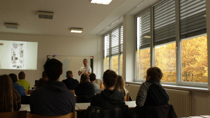 Schülerferienkurs / Herbst 2015