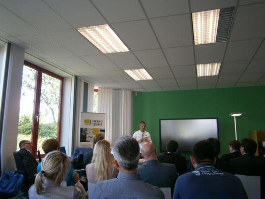 """#Merktechniken/#Gedächtnistraining"" bei der Firma Kaut-Bullinger GmbH in Kassel. B2B Treffen – Business to Business."