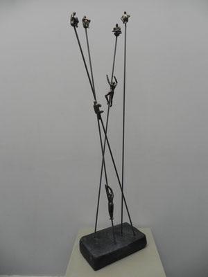 """Tree of mens""  hauteur 115 cm  290 euros"