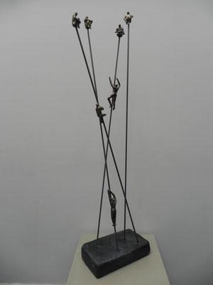 """Tree of mens""  hauteur 115 cm  390 euros"