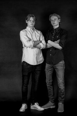 Sean and Ryan Johannsson