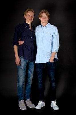 Ryan and Sean Johannsson