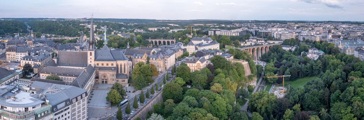 Cathedral, Cité Judiciaire