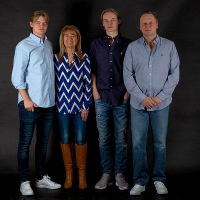 The Johannsson family