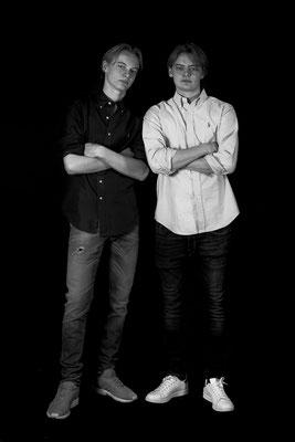 Sean and Ryan
